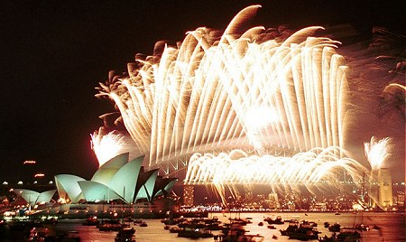 Sydney New Years