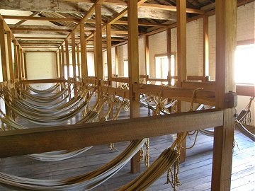 Hyde Park Barracks Interior